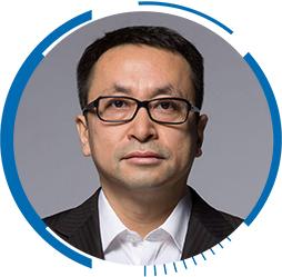 谷云松-美的集团总裁助理兼美云智数总经理